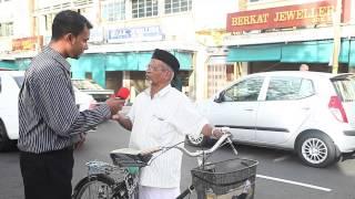 Tuan Hj. Jabbar Maricar @ Masjid Kapitan Keling.