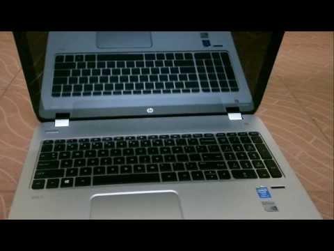 HP Envy Touchsmart15 unboxing