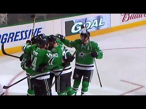 Video: Stars nifty passing play leads to Radulov powerplay blast