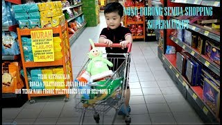 Video BABY NONO #SHOPPING SUPERMARKET GOGO BATAM IKUTIN YA MP3, 3GP, MP4, WEBM, AVI, FLV Desember 2018