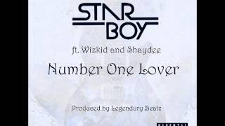 StarBoy - Number One Lover Ft. Wizkid & Shaydee [MP3]