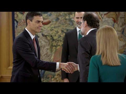 Ισπανία: Κυβέρνηση μειοψηφίας…με καυτή ατζέντα