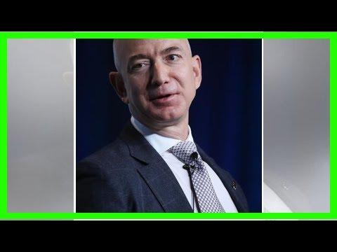 Jeff Bezos by BuzzFresh News