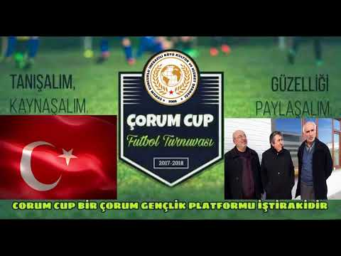 Corum Cup Turnuva Röportaj