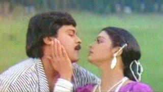 Trinetrudu songs - Natu kotudu - Chiranjeevi, Bhanu Priya