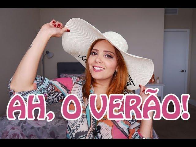 Favoritos de VERÃO!!!   Claudinha Stoco - Claudinha Stocco
