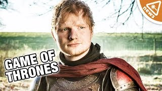Winter is finally here! Game of Thrones is back with a cameo from Ed Sheeran?? But does his cameo more than it seems? Jessica is thinking out loud (WITH ...