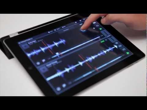 Pro DJ App for iPad – Traktor DJ – Essential Mixing Tutorial