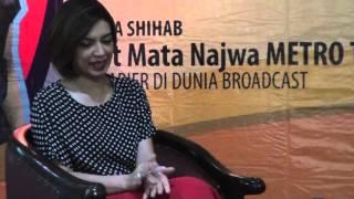 Video PERKENALAN PROFIL NAJWA SHIHAB : KULIAH UMUM ENTERPRENEURSHIP MARET 2016 PART 2 MP3, 3GP, MP4, WEBM, AVI, FLV Agustus 2018