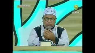 Tanyalah Ustaz @ MTAJ: (17) Ust.Amran - AlQuran Imamku