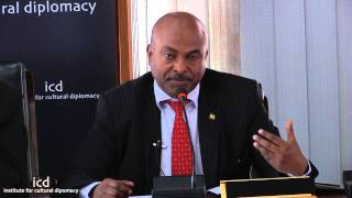 Abiy Berhane, Director,Promotion And Cultural Exchange, Public Diplomacy Directorate General