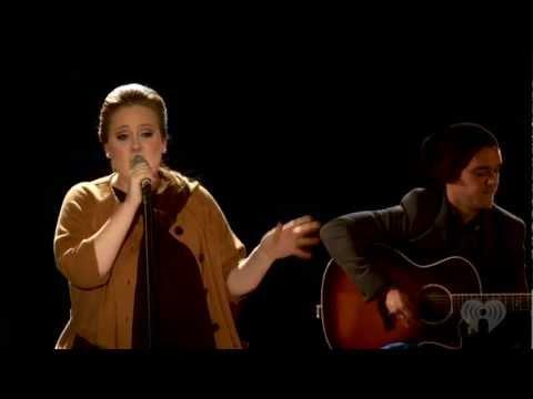 Adele  versión acústica