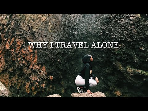 WHY I TRAVEL ALONE | TRAVELING ADVICE | MARYJANE BYARM