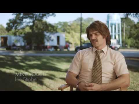 The Case for Christ (Featurette 'Mike Vogel')