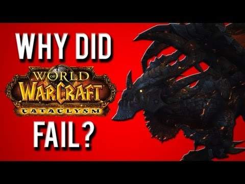 Cataclysm - Why Cataclysm failed/ruined WoW. Hint: it never did. DD discusses one of the biggest expansion launches ever. 1-60 leveling content revamp. Flying in Azeroth...