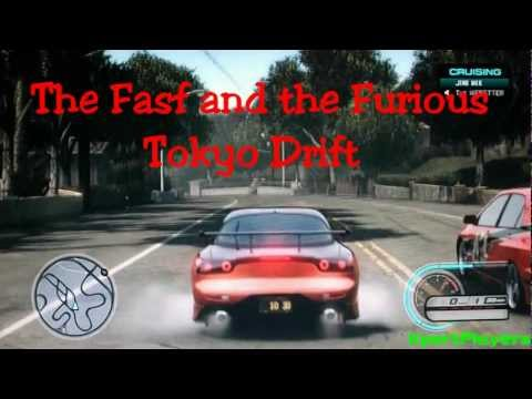 Midnight Club Los Angeles - The Fast and the Furious-Scenes