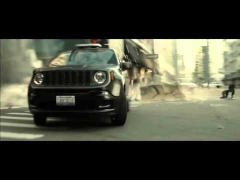 "JEEP RENEGADE ""Dawn of Justice"" Commercial - Los Angeles, Cerritos, Downey, Costa Mesa CA"