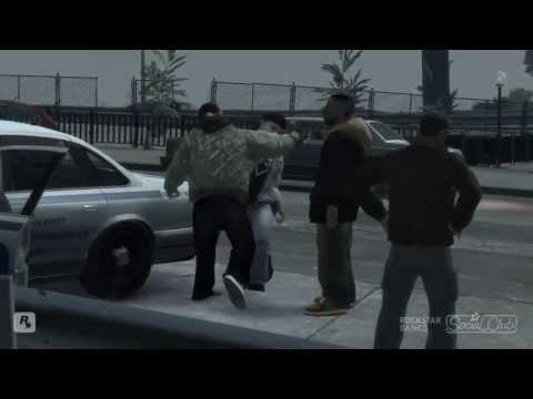 GTA 4 - Funny Things 6 HD (720p)