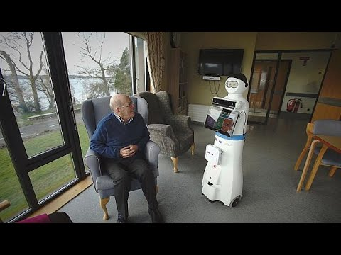 Demenz: Assistenzroboter helfen Demenzkranken
