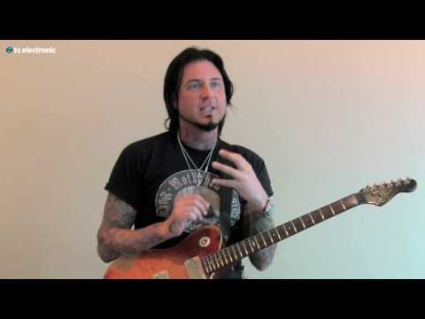 "Jason Hook (5 Finger Death Punch) - ""The Bandolier"" TonePrint Download"