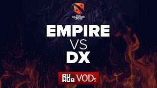 Empire vs DX, D2CL Season 9 [Adekvat, 4ce]