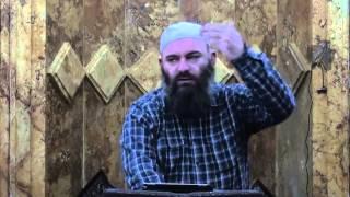 203. Pas Namazit të Sabahut - Madhërimi i shejtërive të muslimanëve - Hadithi 232 pj 2
