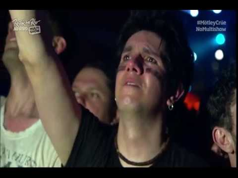 Mötley Crüe -  Home Sweet Home - Rock In Rio 2015-09-19
