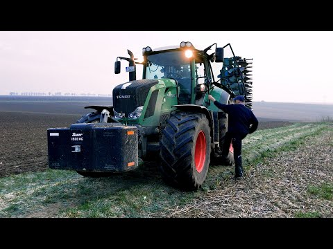 Feed the World: Treckerfahren mit modernster Technik