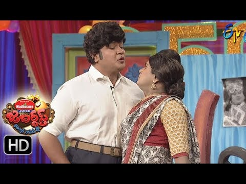 Bullet Bhaskar, Sunami SudhakarPerformance | Jabardasth | 16th November 2017