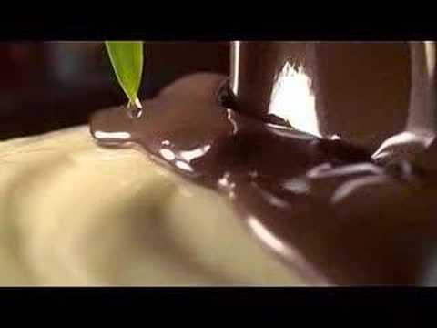 Chocolate trailer