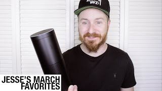 Jesse's March Favorites 2015!