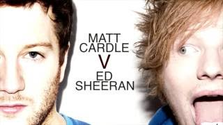 Matt Cardle VS Ed Sheeran. Was song Stolen? Be the judge..