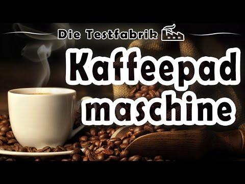 ☕ Kaffeepadmaschine Test – 🏆 Top 3 Kaffeepadmaschine im Test