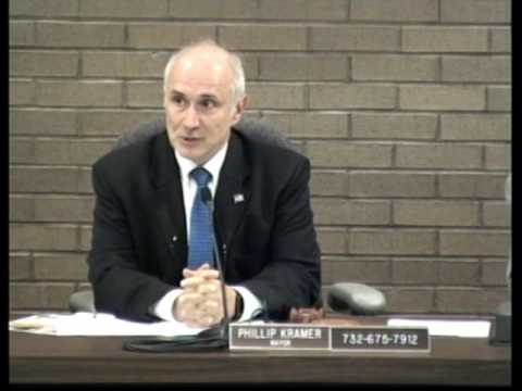 Franklin Township NJ (Somerset County) July 11, 2017 Township Council Meeting
