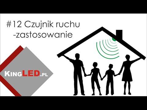 Czujniki ruchu - przykładowe zastosowanie w mieszkaniu #12 - Poradnik od KINGLED_pl