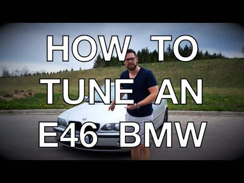 E46 BMW- A Guide to Tuning and Modifying