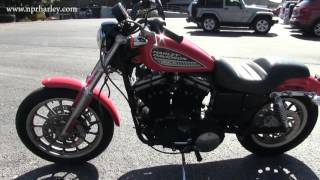 8. Used 2003 Harley Davidson XL883R Sportster