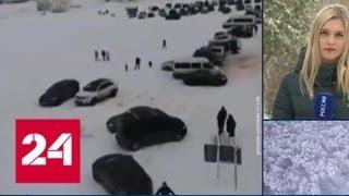 Непогода в Крыму: без света остаются 19 населенных пунктов — Россия 24