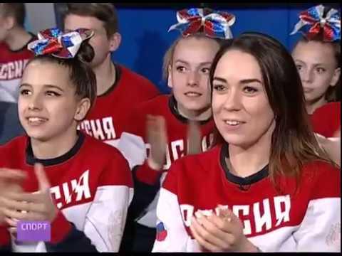 Спортклуб с Мариной Вангели — эфир от 24.03.18 — ДОН-ТР