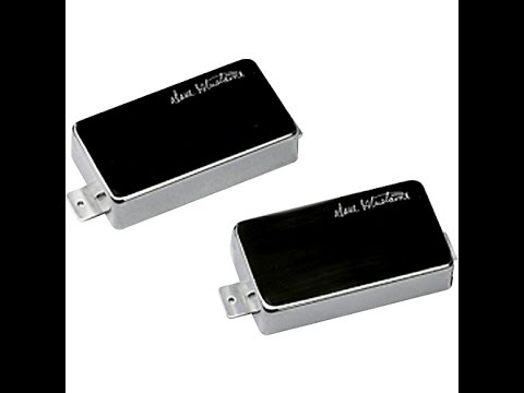Dave Mustaine – set | Seymour Duncan