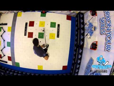 Hockey training session with My Puzzle systems by Hockey Revolution