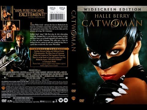 Opening To Catwoman 2004 DVD