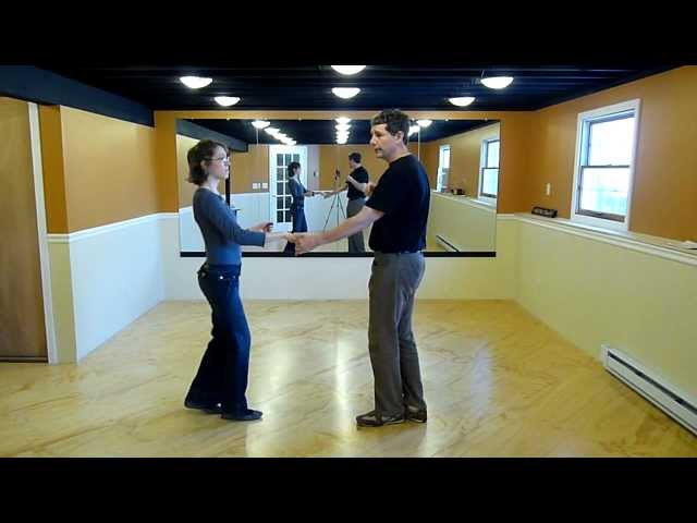 West Coast Swing Basics 3