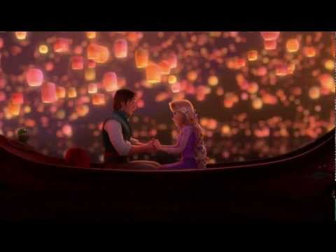 tangled - This song is from the