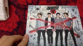 5 Seconds of Summer Album Unboxing (Gift from my Bestie)