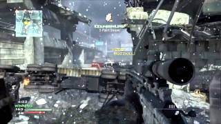 MW3 Fastest First Blood Ever! Noscope All Pro!.flv