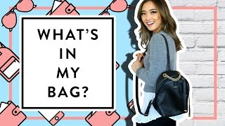 What's In My Bag   clothesencounters
