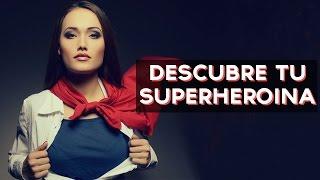 Cual superheroína eres? Descubre tu superheroína con este divertido test! ❤ ↠↠ ¡No te olvides de suscribirte para no perderte ningún test!