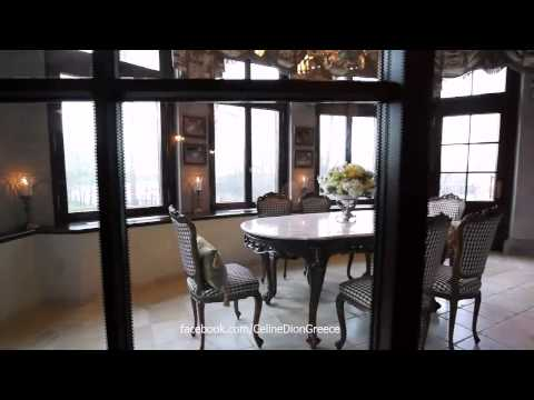 Celine Dion's Mansion In Canada For Sale (17/5/12) [720p]