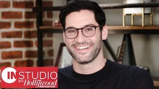 "Video 'Lucifer' Star Tom Ellis Shares His Hopes for a ""Darker"" 4th Season 